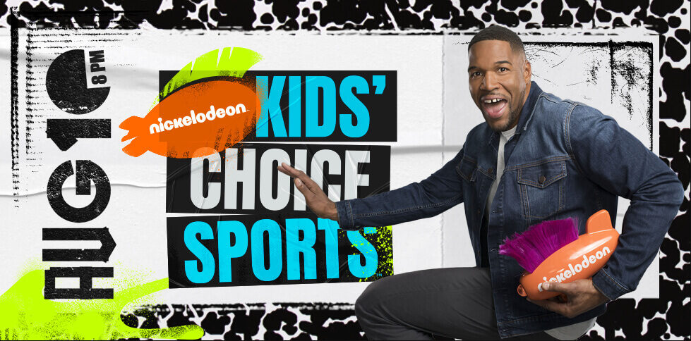 KIDS' CHOICE SPORTS NOMINATIONS