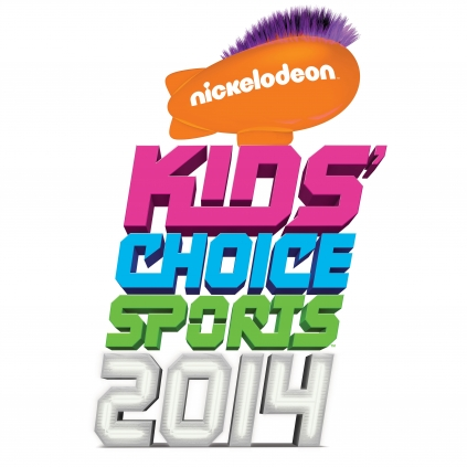 Kids Choice Sports 2014 Logo